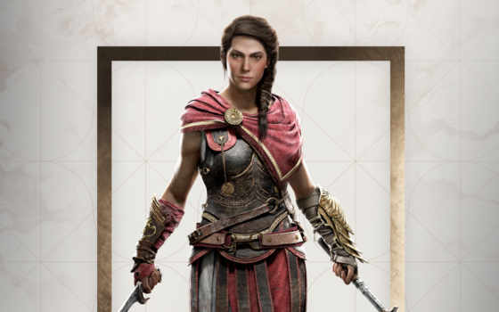odyssey, assassin, creed, kassandra,