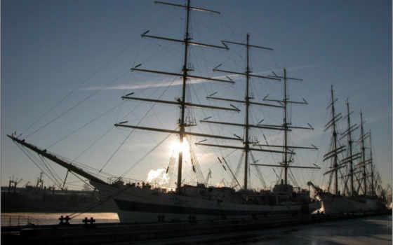 корабли, судно