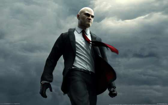 hitman, absolution, убийца