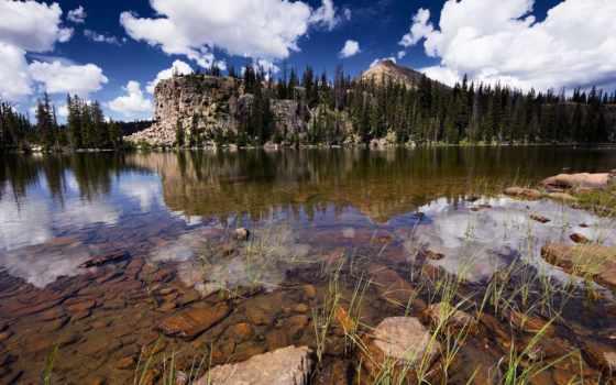 красивые, озера, pictures, tapety, озеро, images, количество, часть, разную,