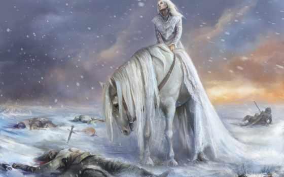 mara, goddess, смерти, славянская, зимы, жизни, морана, боги,