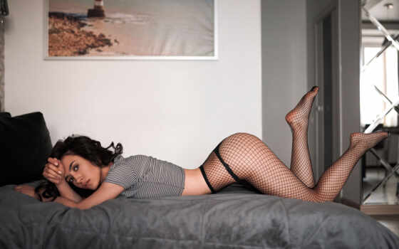 fishnet, полосатый, вершины, lingerie, pantyhose, alexandra, skripnikovyi, top, crop, viewer