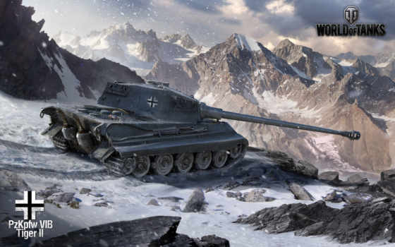 tanks, tiger, world, king, vib, pzkpfw, игры,
