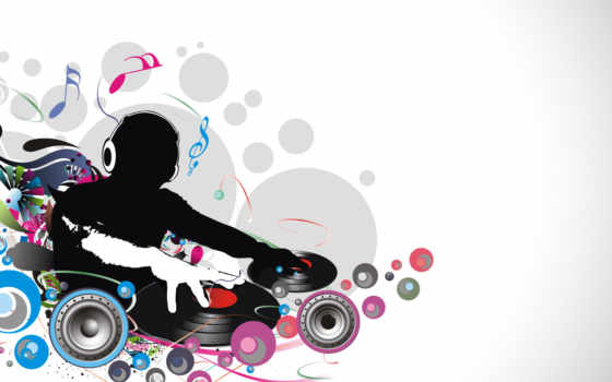 music, vector