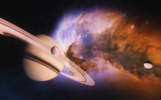 значок, космос, звезды, сатурн, titan, enceladus, saturn, звезды,