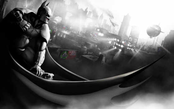 batman, arkham, tapety