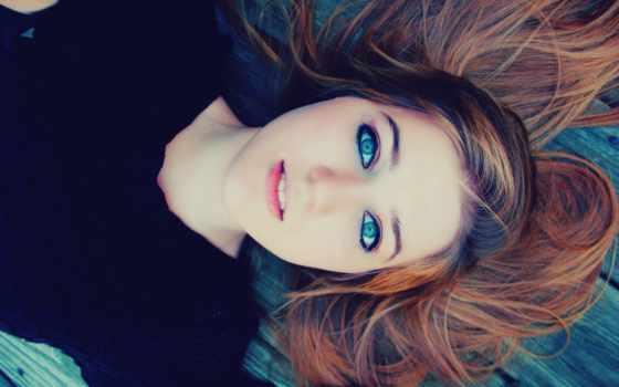 eyes, blue, девушка, girls,