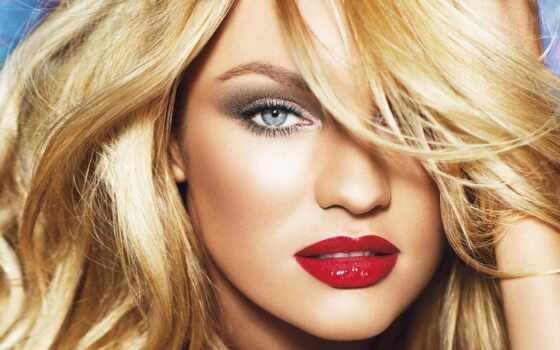 модель, blonde, красавица