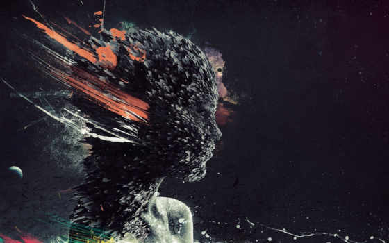 девушка, заставки, бесплатные, картини, рисунки, абстракция, фоновые,