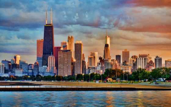 chicago, tapety, город, дешевые, купить, movie, дома,