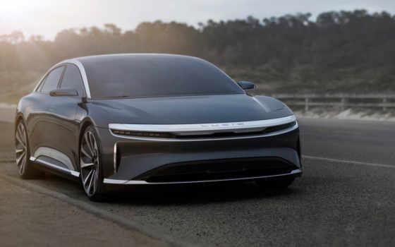 lucid, air, prototype, launch, издание, motors, hevcars, everything, седан,