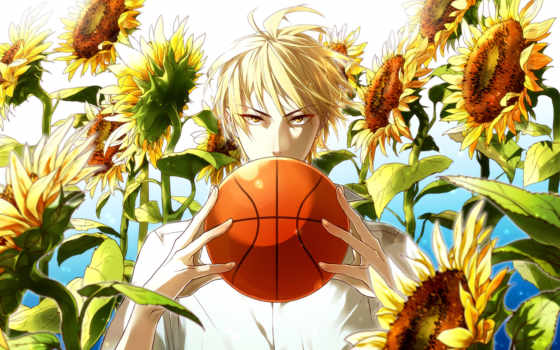 куроко, баскетбол, anime Фон № 67123 разрешение 1920x1200