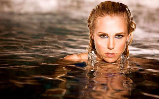 water, изображение, blonde