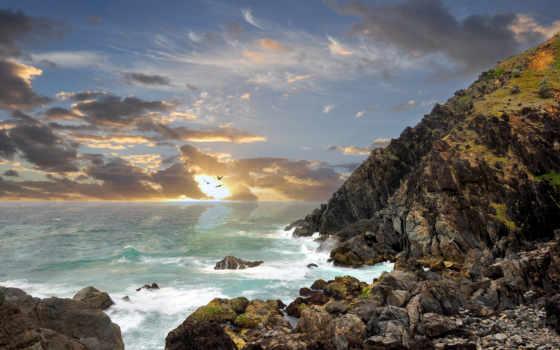 ipad, австралия, скалы