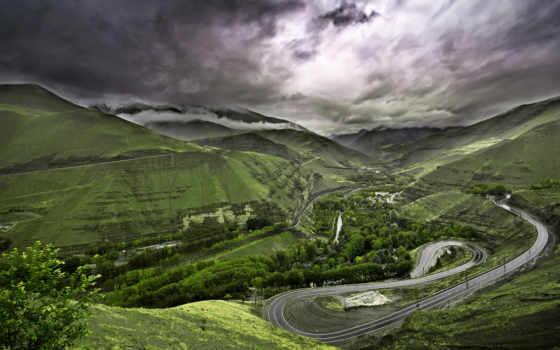 iran, archives, invitation, güzel, resimleri, manzara, roads, дорога,