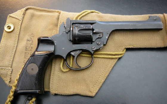 revolver, нагана, оружие, легендарное, enfield, под, револьвера,