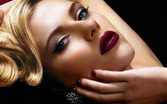 макияж, яndex, скарлетт, johansson, помадой, винной, посмотрите, коллекцию, голди, коллекциях,