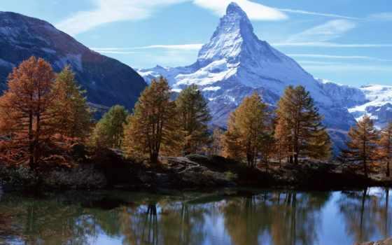 горы, priroda, гор