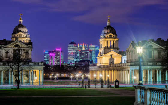london, великобритания, англия, observatory, гринвичская, park, buildings,