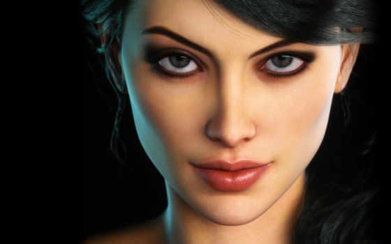 fantasy, женщина, девушка, girls, widescreen, high, resolutions,