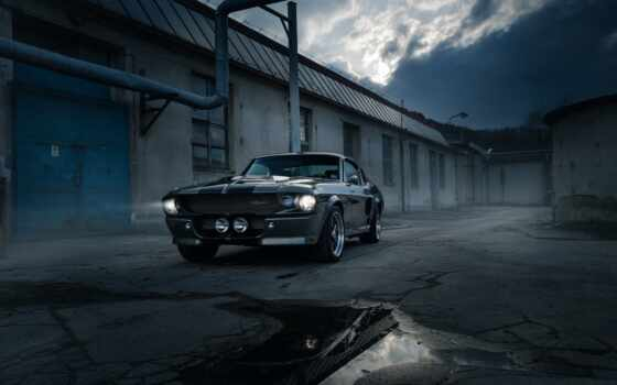 ford, mustang, car, eleanor, shelbit, авто, shelby