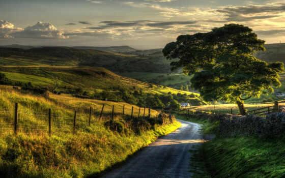 природа, небо, идея, imagen, dmth, дорога, landscape