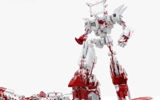 роботы, робот