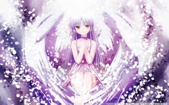 angel, anime, ai, ãììê¹µçäô, que, beats, tachibana, kanade, truyền, más,