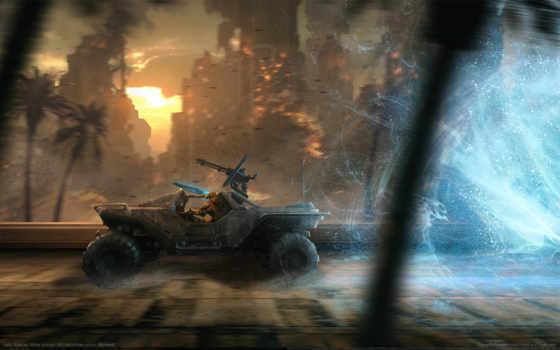 halo, strike, spartan, игры, скриншоты,