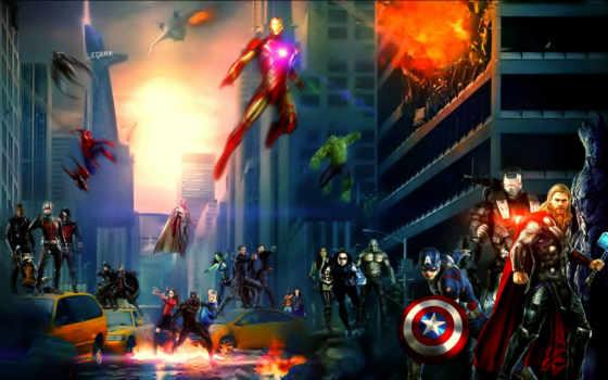 marvel, cinematic, universe, deviantart, superheroes, далее,