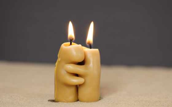 ,, свеча, обинимашки, воск, пламя, свет, рука, палец, дружба, иллюстрация