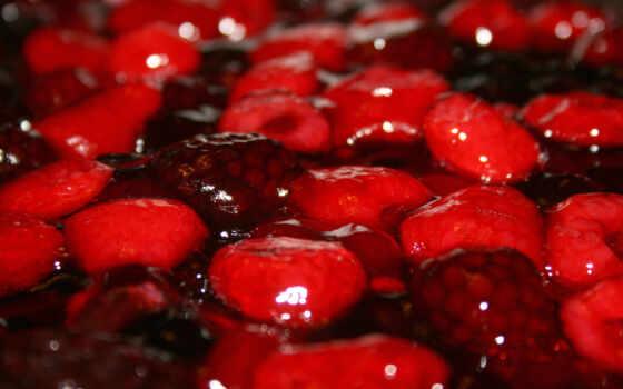 ягода, малина, плод, red, компьютер, сладкое, джем, еда