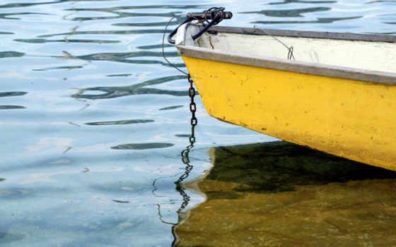 лодка, barco