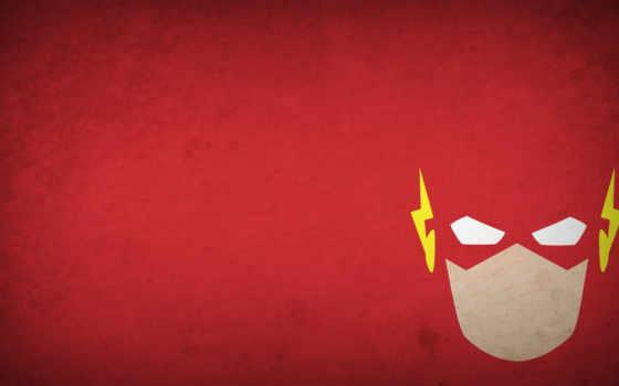 flash, минимализм Фон № 22058 разрешение 1680x1050