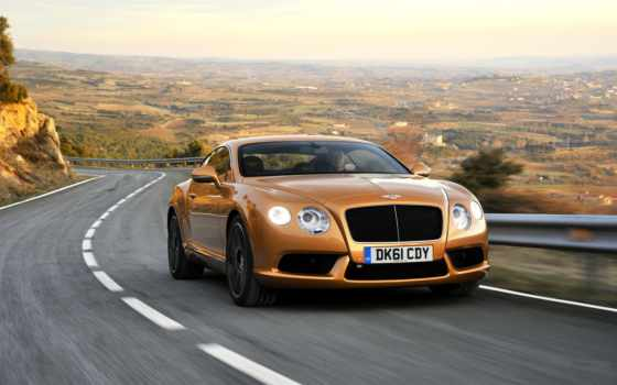 bentley, continental, gallery