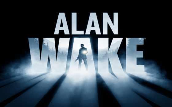 alan, wake, игры