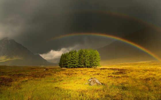 радуга, коллекция, paisaje, природа, ваше, добавить, lluvium, оригинал, choose