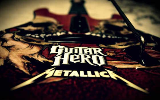 герой, гитара, game, металлик, rock, new, tab
