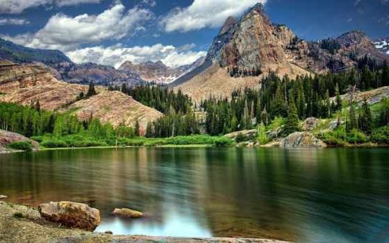 landscape, горы, пейзажи -