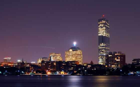 boston, сша, города