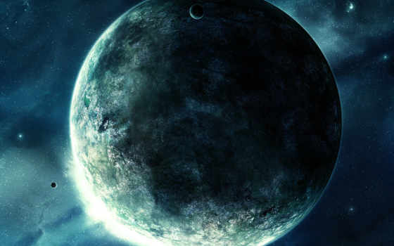 cosmos, planet, путь, млечный,