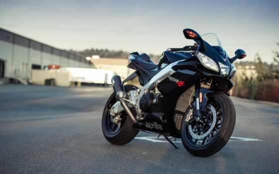 мотоцикл, мотоциклы, aprilia, bike, black, supersport, ducati, rsv,