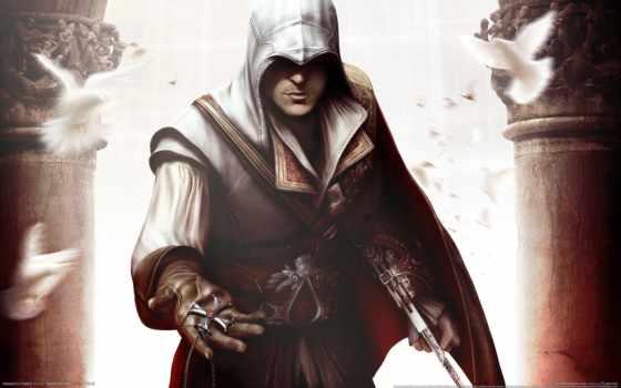 creed, assassin, года, assassins, игры, эцио, назад,