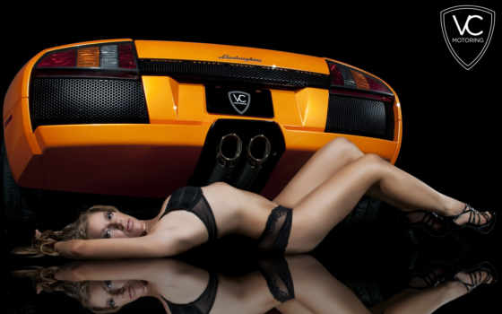 lamborghini girls