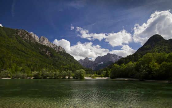 озеро, slovenia