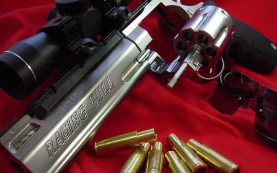 Taurus Raging Bull revolver