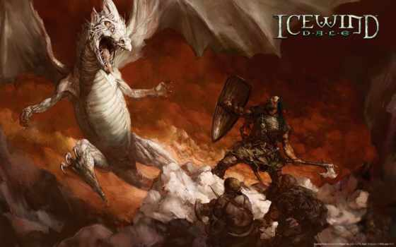 icewind, dale, таргосе