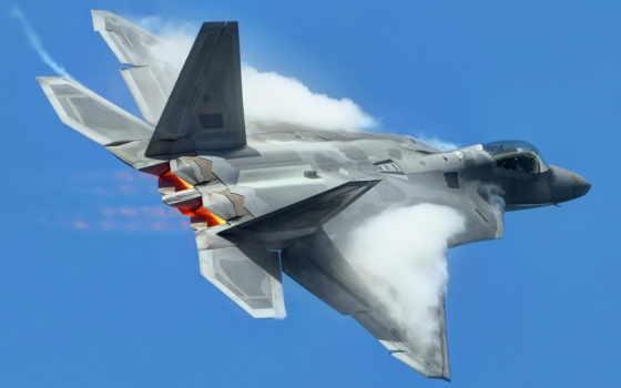 raptor, самолеты, самолета, крылом, полет, самолёт,