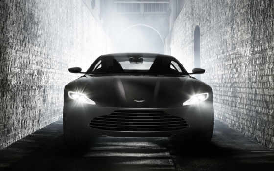 aston, martin, spectre, bond, car, james, built,