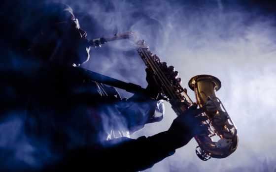 музыка, jazz, саксофон